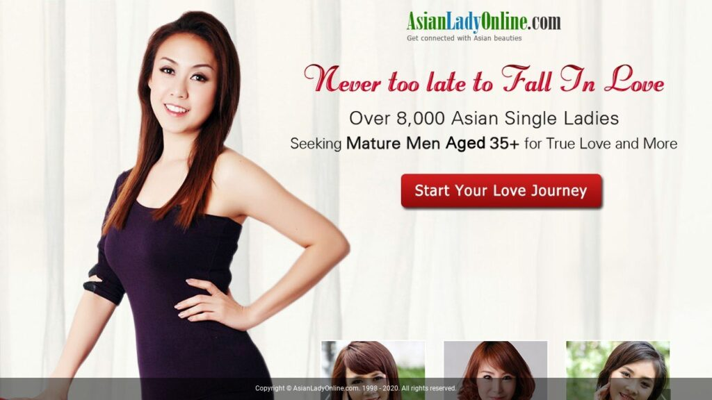 Asian Lady Online Site Review